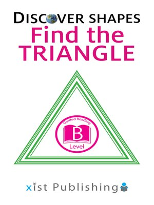 cover image of Find the Triangle