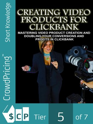 cover image of Creating Video Products for Clickbank