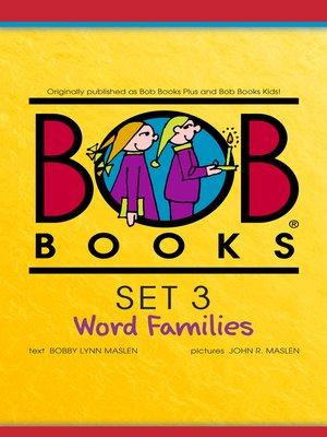 cover image of Bob Books Set 3
