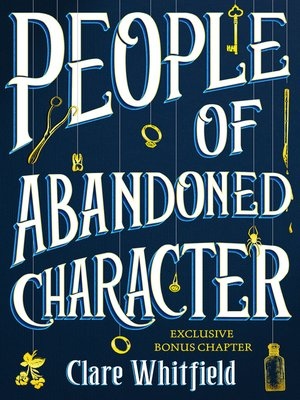 cover image of People of Abandoned Character