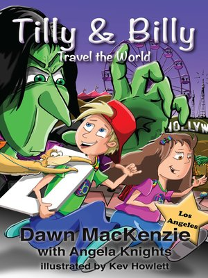 cover image of Tilly and Billy Travel the World