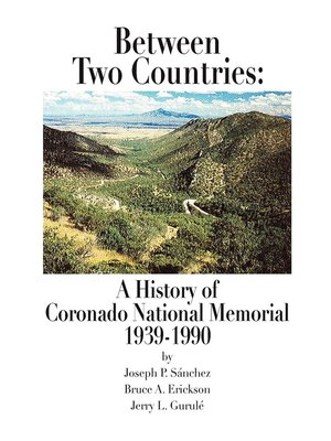cover image of Between Two Countries