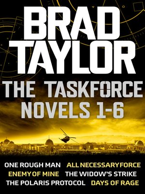 cover image of Taskforce Novels 1-6 Boxset