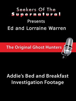 cover image of True Haunting of a Bed and Breakfast Investigation