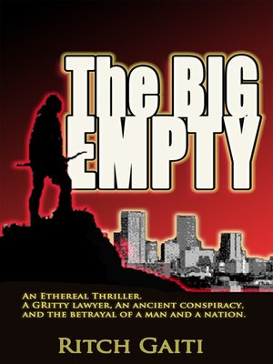 cover image of The Big Empty