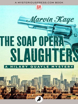 cover image of The Soap Opera Slaughters