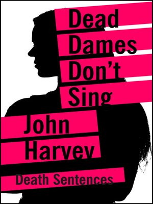 cover image of Dead Dames Don't Sing