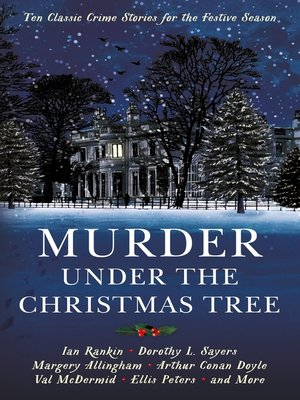 cover image of Murder under the Christmas Tree