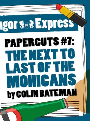cover image of Papercuts 7