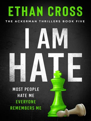 cover image of I Am Hate