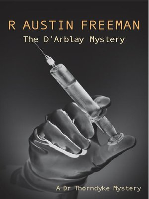 cover image of The D'Arblay Mystery