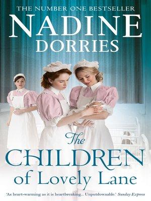 cover image of The Children of Lovely Lane