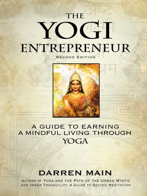 cover image of The Yogi Entrepreneur