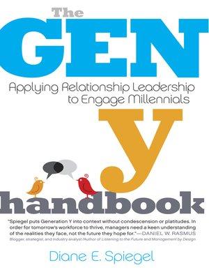 cover image of The Gen Y Handbook