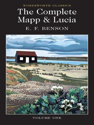 cover image of The Complete Mapp & Lucia, Volume 1