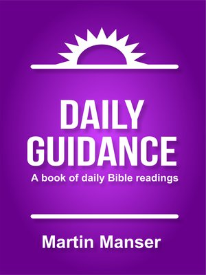 cover image of Daily Guidance