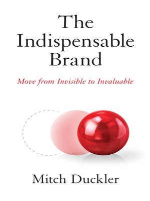 cover image of The Indispensable Brand