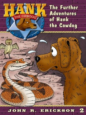 cover image of The Further Adventures of Hank the Cowdog