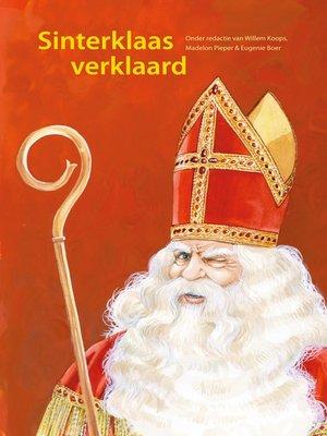 cover image of Sinterklaas verklaard