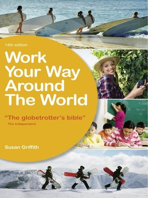 cover image of Work Your Way Around the World