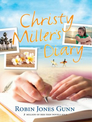 cover image of Christy Miller's Diary