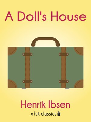 cover image of A Dolls House