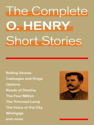 O Henry Short Stories Ebook