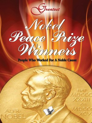 cover image of Nobel Peace Prize Winners