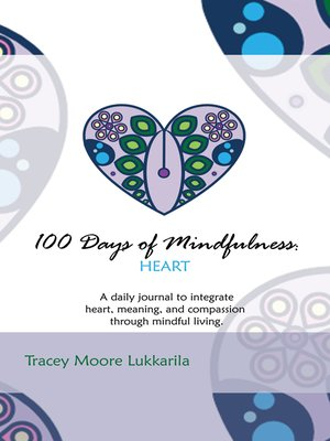 cover image of 100 Days of Mindfulness