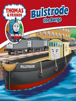 cover image of Bulstrode the Barge