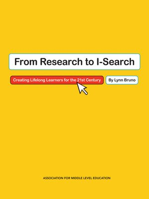 cover image of From Research to I-Search