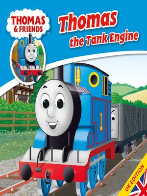 cover image of Thomas the Tank Engine