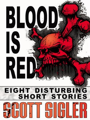 cover image of Blood Is Red
