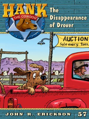 cover image of The Disappearance of Drover