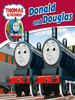 cover image of Donald and Douglas