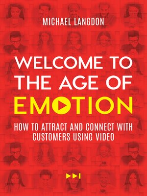 cover image of Welcome to the Age of Emotion