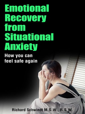 cover image of Emotional Recovery from Situational Anxiety