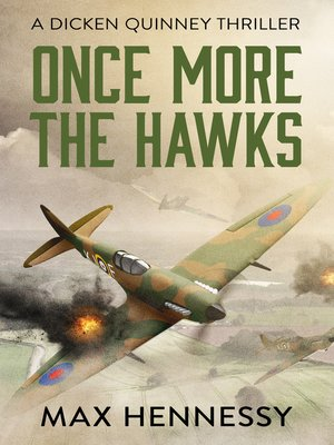 cover image of Once More the Hawks