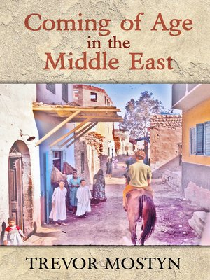 cover image of Coming of Age in the Middle East