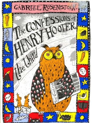 cover image of The Confessions of Henry Hooter the Third