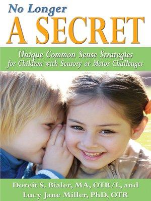 cover image of No Longer a Secret