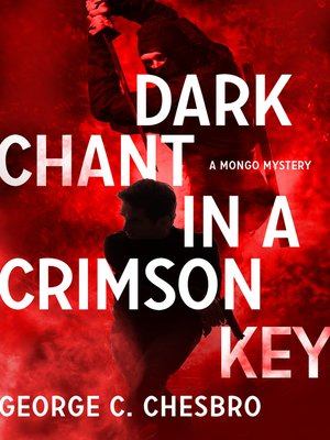 cover image of Dark Chant in a Crimson Key