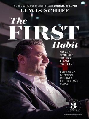 cover image of The First Habit