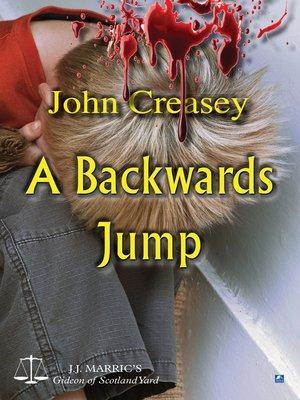 cover image of A Backwards Jump