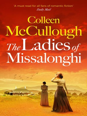 cover image of The Ladies of Missalonghi
