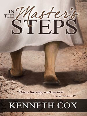 cover image of In the Master's Steps