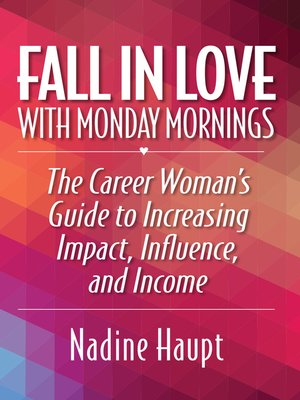 cover image of Fall in Love With Monday Mornings