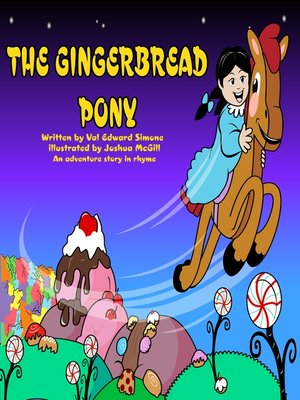 cover image of The Gingerbread Pony