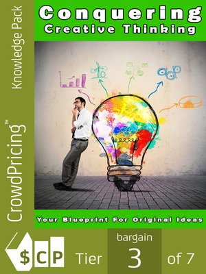 cover image of Conquering Creative Thinking