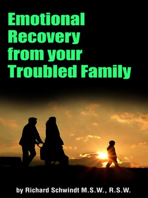 cover image of Emotional Recovery from Your Troubled Family